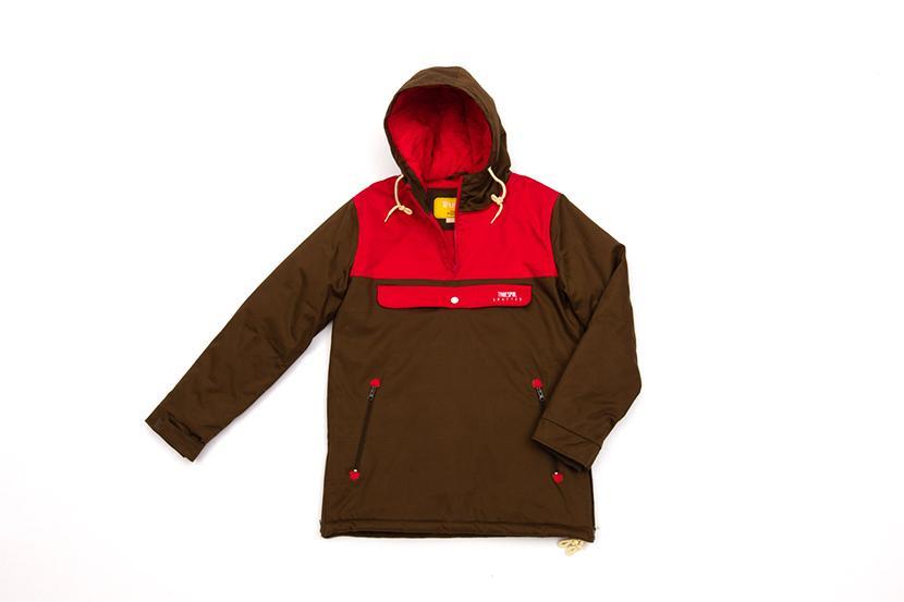 Куртка анорак своими руками 45