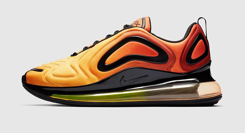 Nike Air Max 720 появятся в продаже в феврале. Это новая ключевая
