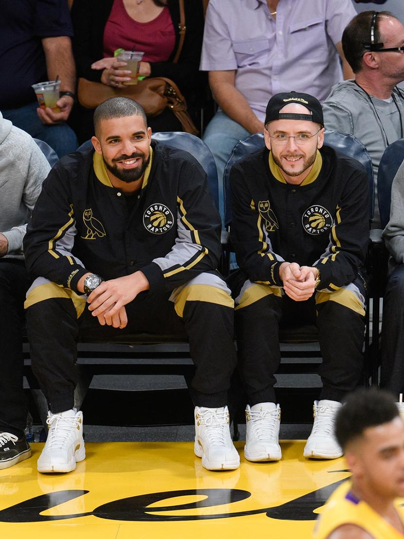 """Без него Drake никогда бы не стал суперзвездой: Ной """"40"""" Шебиб и его удивительная история"""