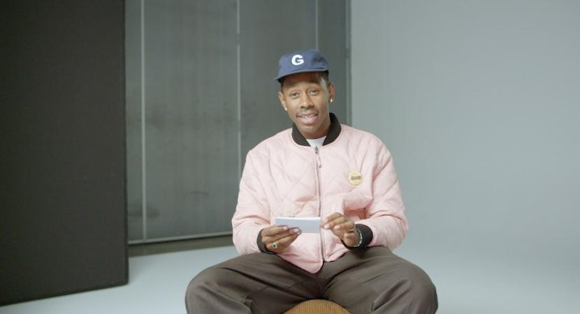 Tyler, the Creator отвечает на вопросы Кендалл Дженнер ...
