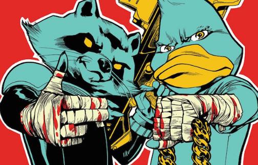 Run The Jewels позируют на обложках комиксов Marvel 41fc7be