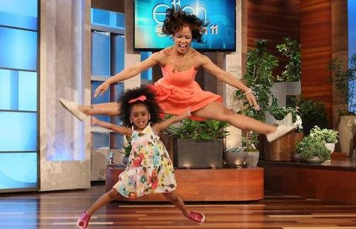 Ми-ми-ми дня: мама с 4-летней дочкой танцуют под песню Beyonce 912fcb7