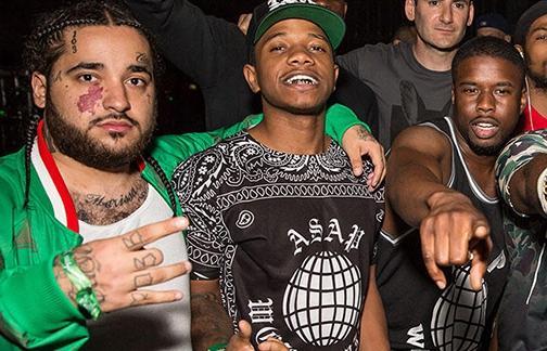 Стало известно, от чего умер A$AP Yams, готов альбом у A$AP Rocky E706482