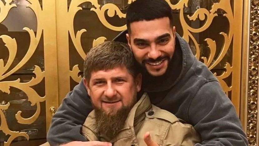 Кадыров помирил Тимати и хабиба